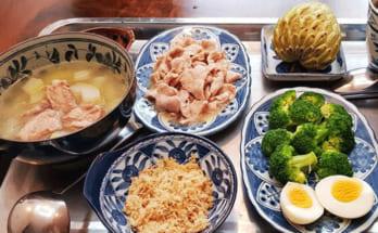 Tiêu thụ thực phẩm dễ tiêu hóa