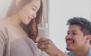 Ít sữa nên uống gì cho tốt?