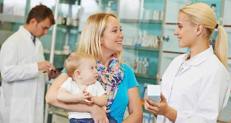 Đang cho con bú liệu nó nên uống thuốc kháng sinh