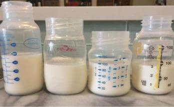 Có thể vắt sữa và bảo quản sữa mẹ ở cùng một túi không?