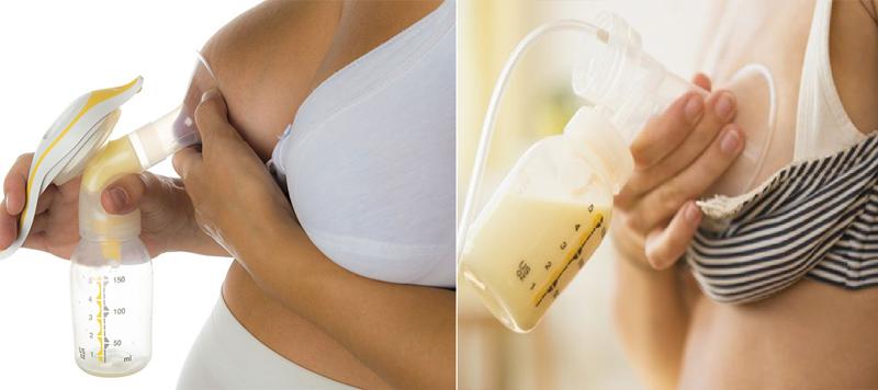 Khi nào nên vắt sữa mẹ